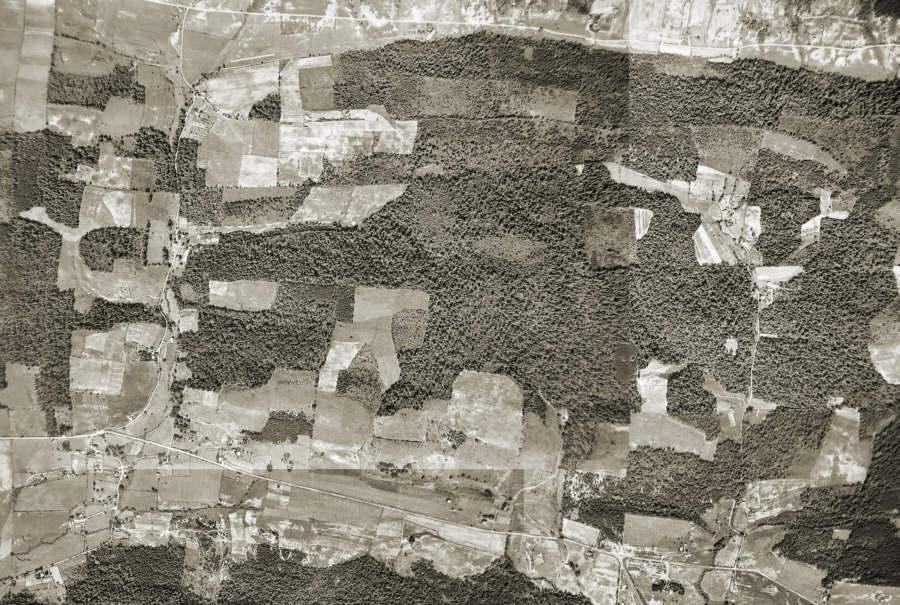 1942 Aerial Photo
