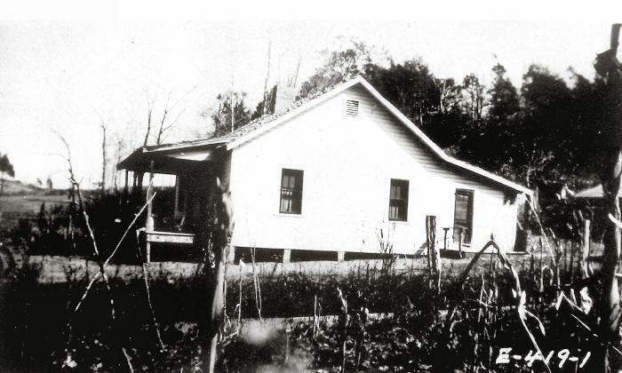 Hackworth Dwelling Side