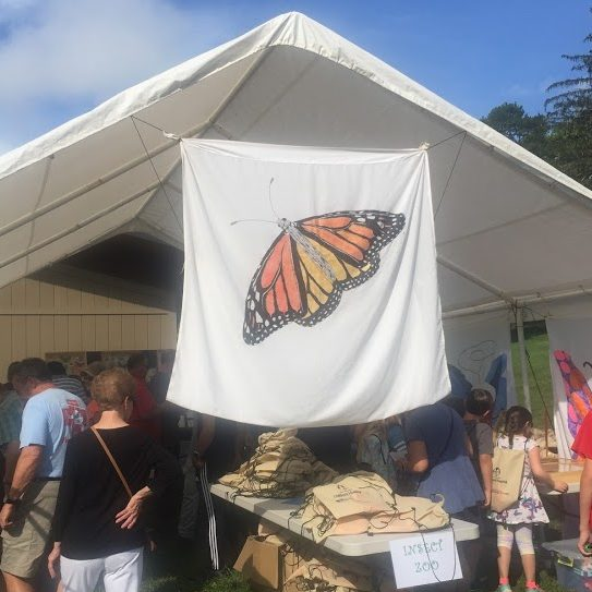 Insect Zoo Tent