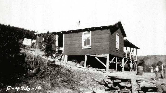 Kerr Tenant House Front