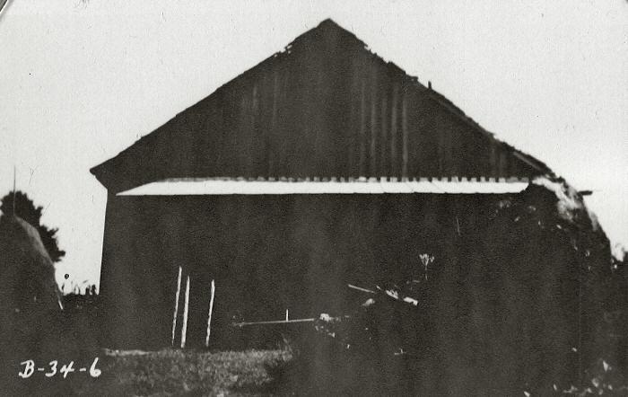 Robinson Barn Shed