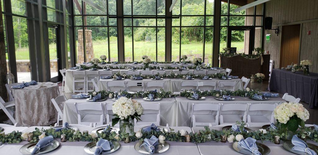 UT Arboretum Auditorium Wedding