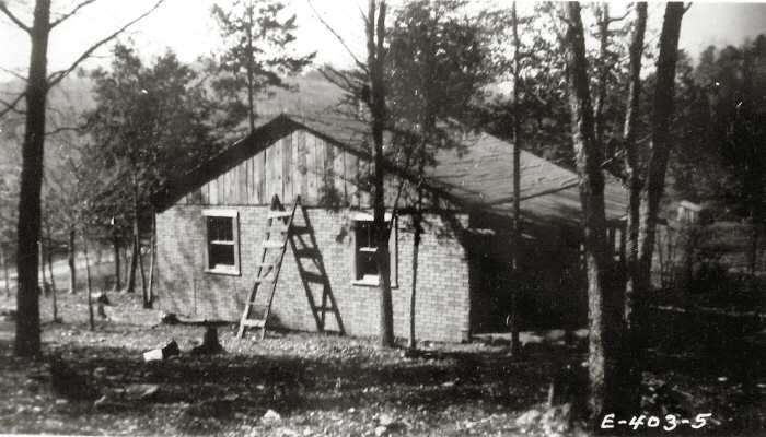 J. Walters Taylor Dwelling Side
