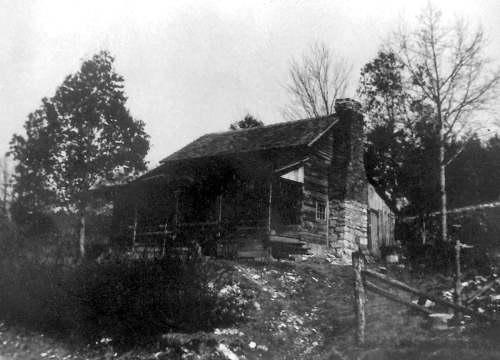 J Walters Taylor Dwelling