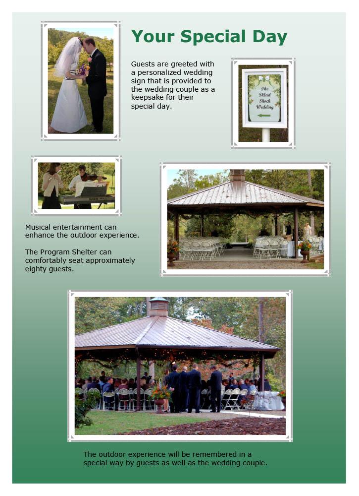 UT Arboretum Wedding Album
