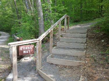 Evans Way Trail